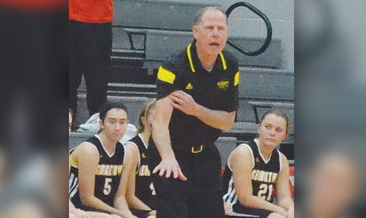 Bernie Cropper, the former varsity girls basketball head coach at Georgetown, has been approved as an assistant varsity girls basketball coach at Bethel-Tate High School for the upcoming school year.