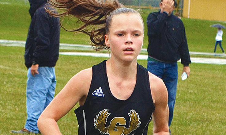 Runners compete at Vern Hawkins XC Invite