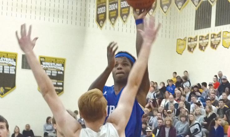 High school hoop action begins