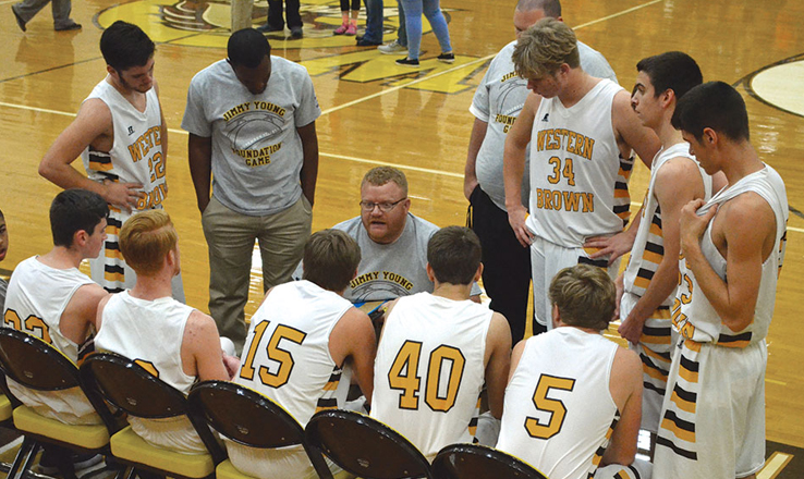 Hot start sets pace for Broncos' 85-40 win over CNE