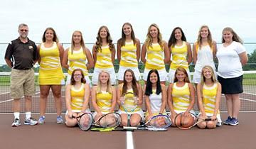 After wrapping up a successful regular season, the Western Brown High School girls tennis team began play in the Southwest District Division I Sectional Tournament at Mason on Oct. 6.