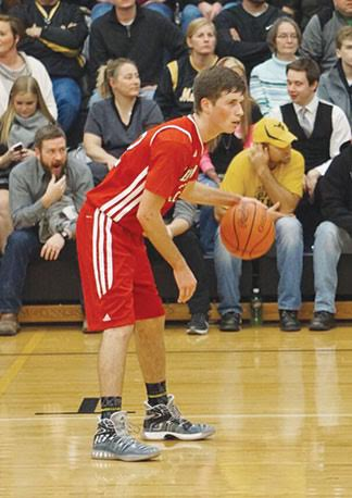 Eastern's Blake Rigdon hit the game-winning shot to lift the Warriors to a win over Lynchburg-Clay on Dec. 20.
